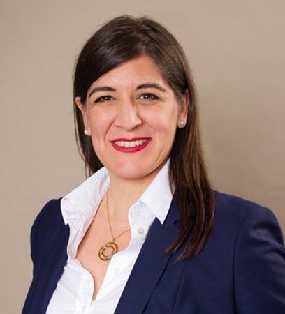 Portrait de Manuela Zumelaga